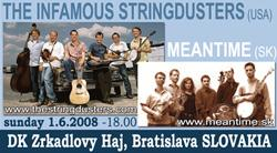 The Infamous Stringdusters a Meantime